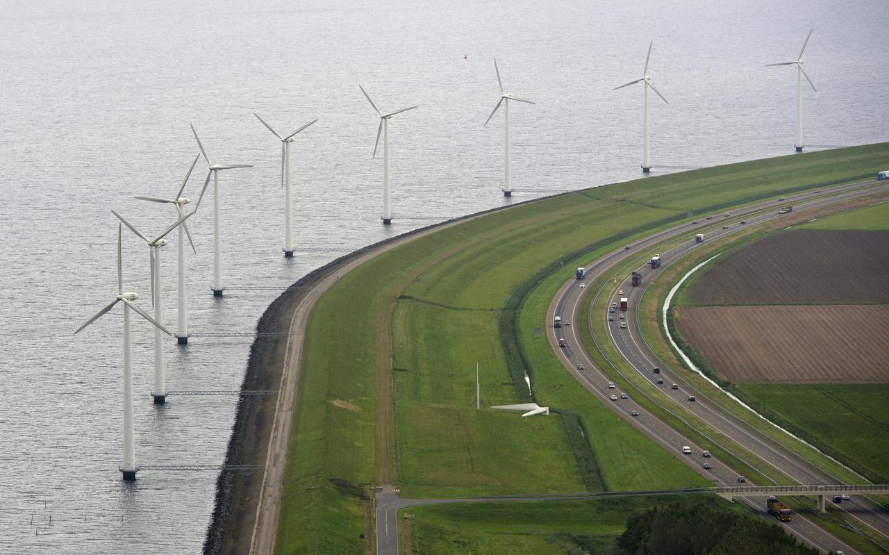 De groei van groene energie is niet zo groot als de stijging van het totale energieverbruik.