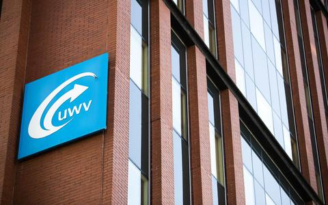 Kantoor van het UWV in Amsterdam.