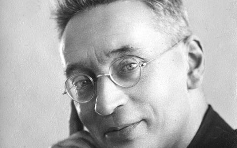 Titus Brandsma in de jaren twintig van de twintigste eeuw.