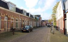 Een impressie van de Vlietzone. Foto: Geert Veldstra