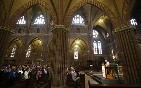 In 2017 werd Tsjerkepaad door Gerrit Groeneveld geopend in de Leeuwarder Bonifatiuskerk. Dit jaar zullen er geen kerken open gaan onder de vlag van Tsjerkepaad.