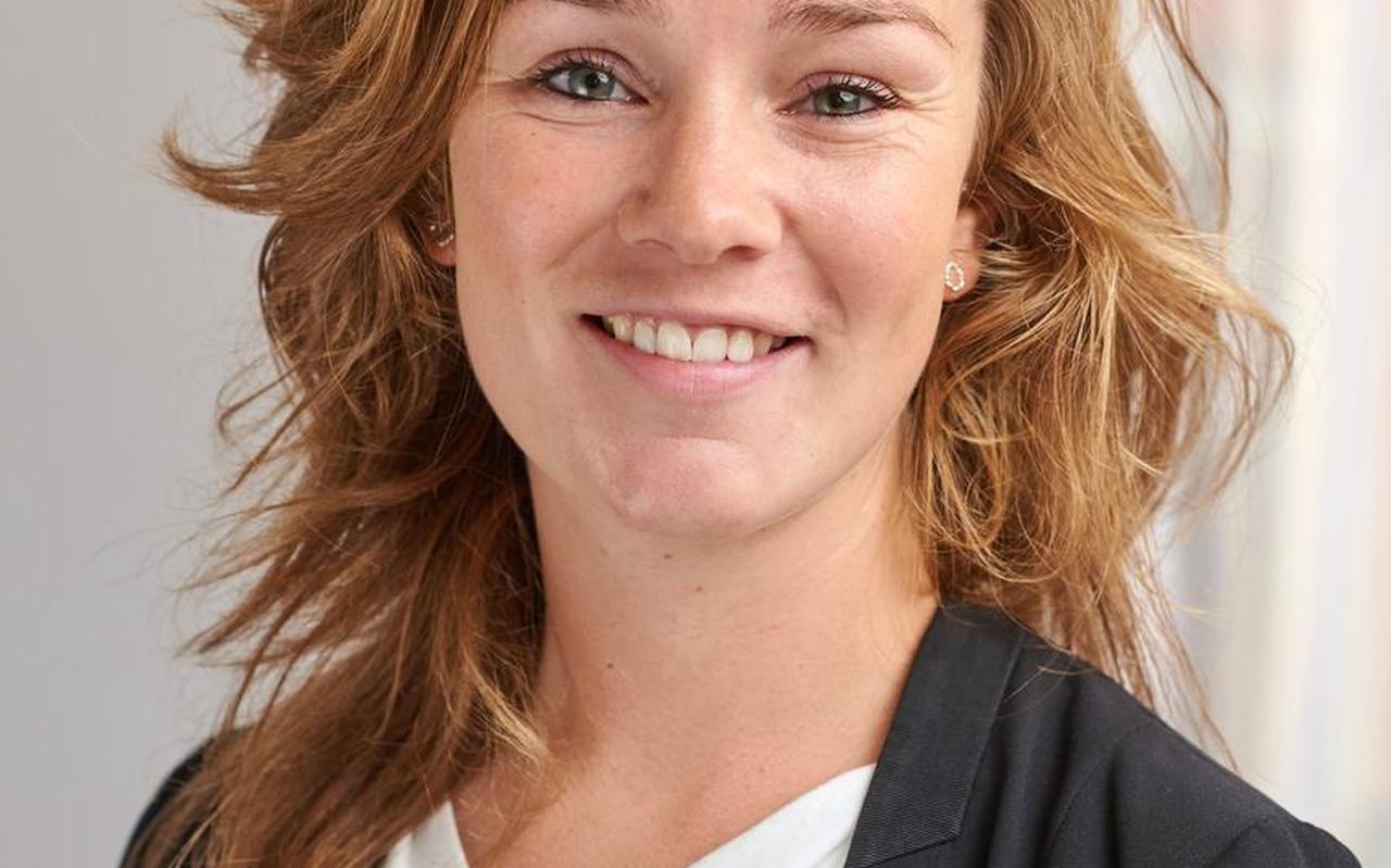 Michelle Bruijn.
