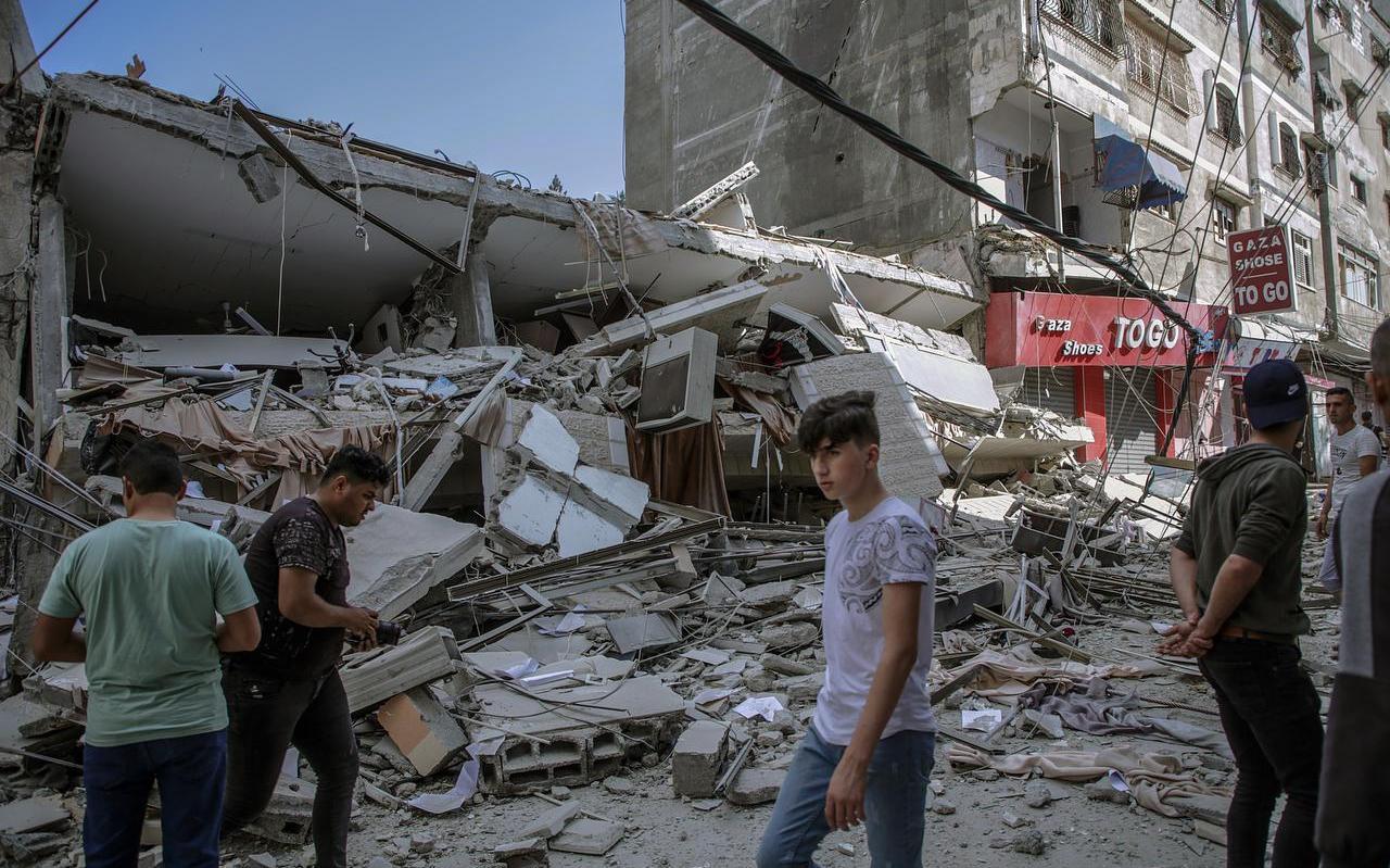 Het geweld tussen Israël en de Palestijnen is de afglopen week opgelaaid. Over en weer worden bommen en raketten afgeschoten.