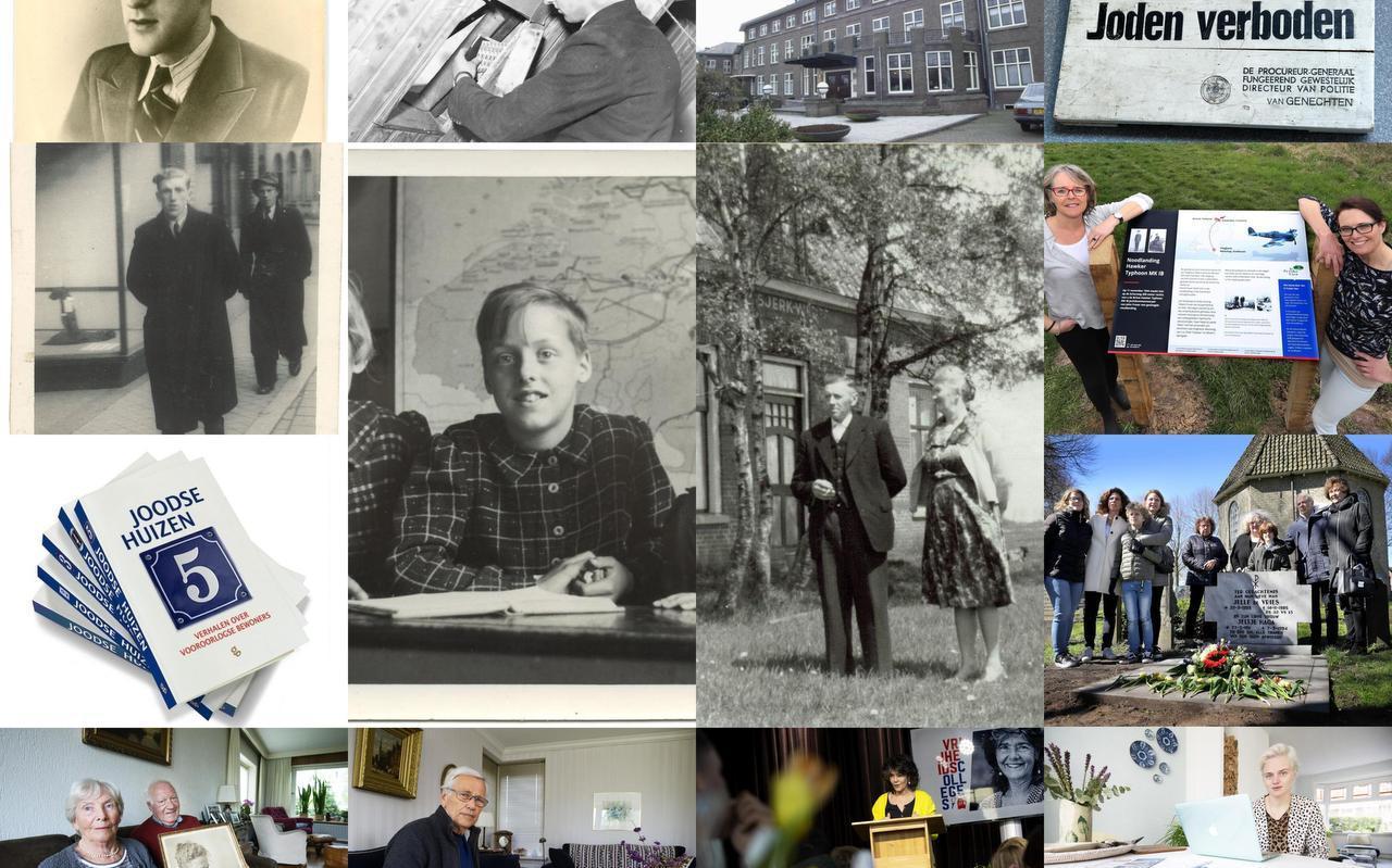 De afgelopen weken publiceerde het Friesch Dagblad een serie verhalen over de Tweede Wereldoorlog in Fryslân.
