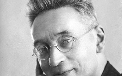 Titus Brandsma in de jaren twintig.