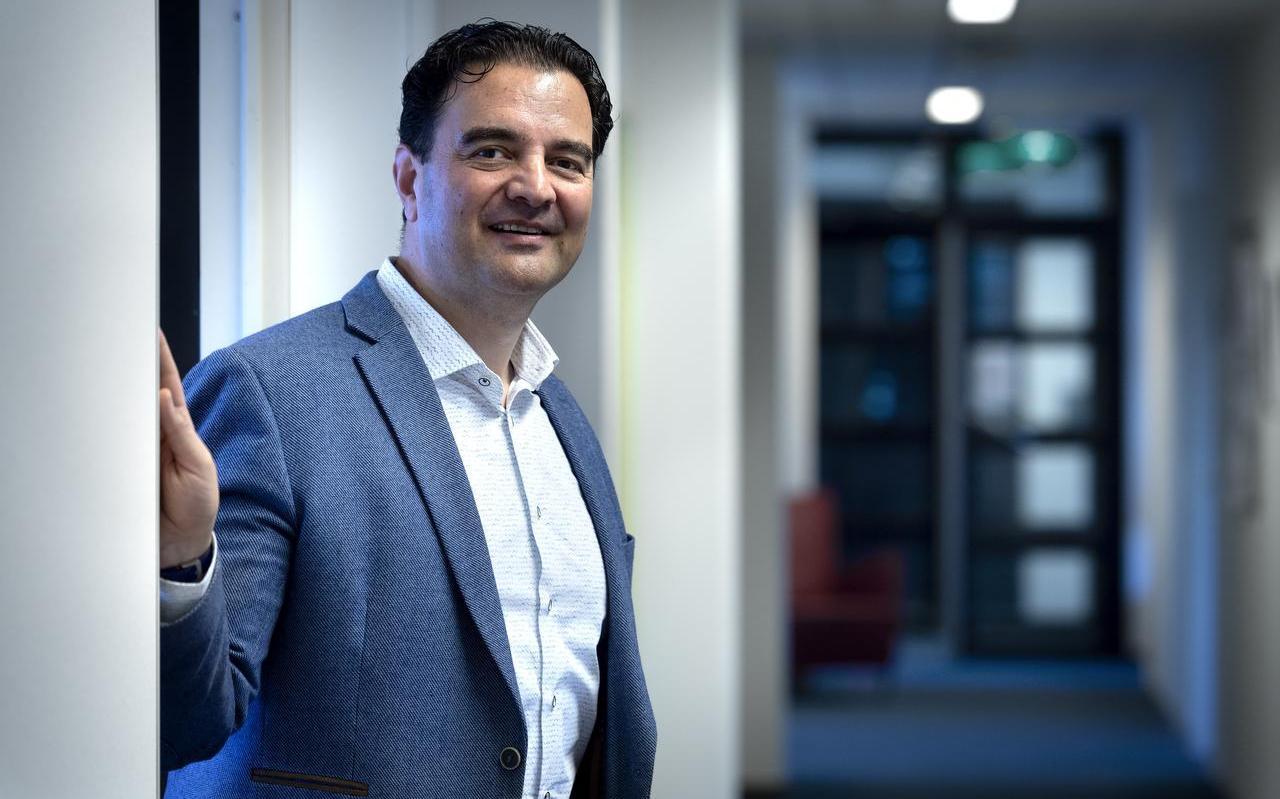 Gabriël Anthonio is bestuurder bij Verslavingszorg Noord Nederland en bijzonder hoogleraar aan de RUG.