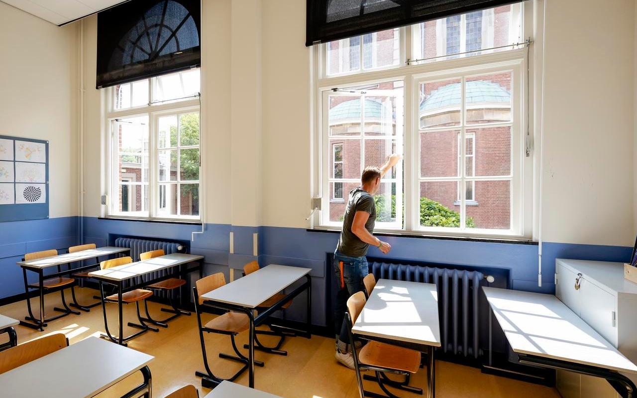 Ook Friese docenten twijfelen over veiligheid op school nu corona weer terrein wint.