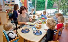 Met een Wlz-indicatie kunnen ouders opvang voor hun kinderen regelen.