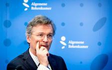 President Arno Visser van de Algemene Rekenkamer geeft een toelichting op de bevindingen en oordelen uit het Verantwoordingsonderzoek 2020.