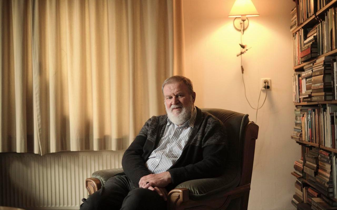Taeke van Popta noemt de stap van Ûltsje-om om godsdienstleraar te worden in Rijssen 'een opmerkelijke uiting van zijn rotsvaste geloof'.