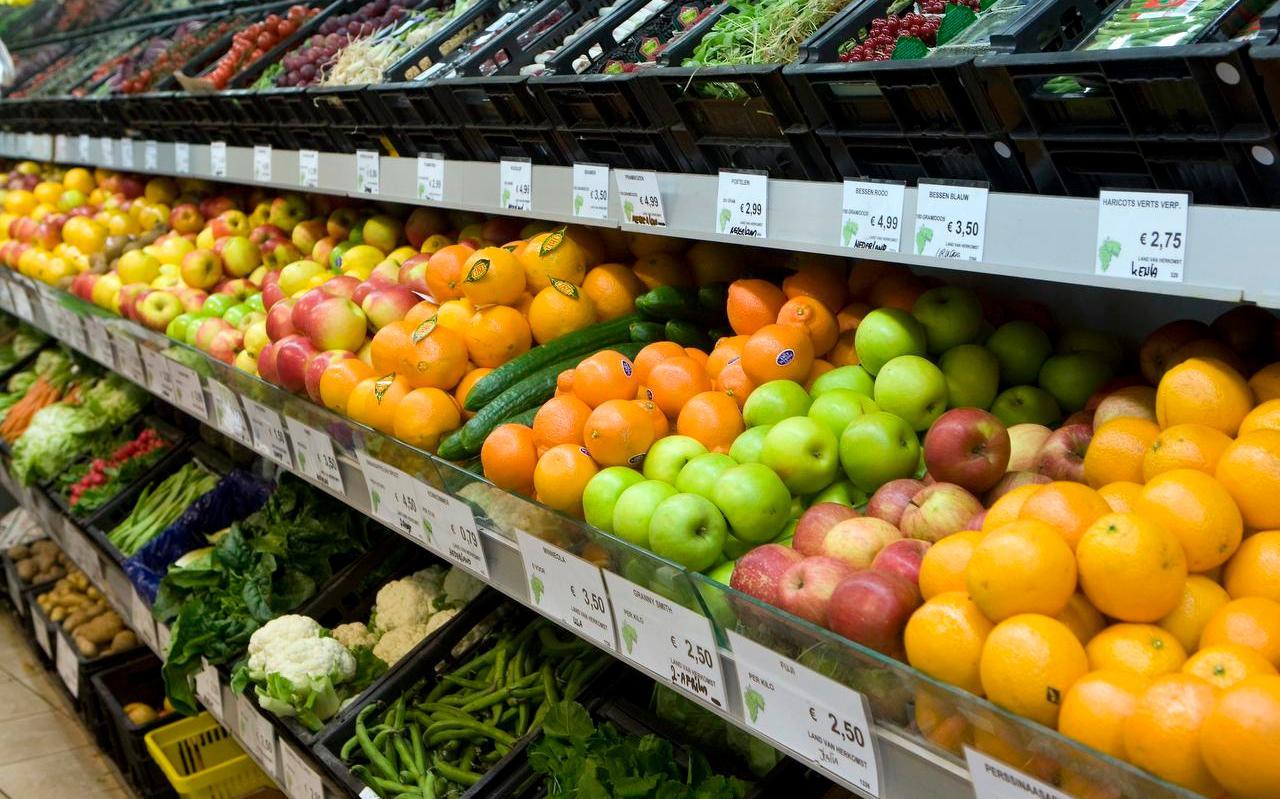 Fruit en groenten worden het vaakst afgedankt in de distributie, gevolgd door brood en aanverwante producten.