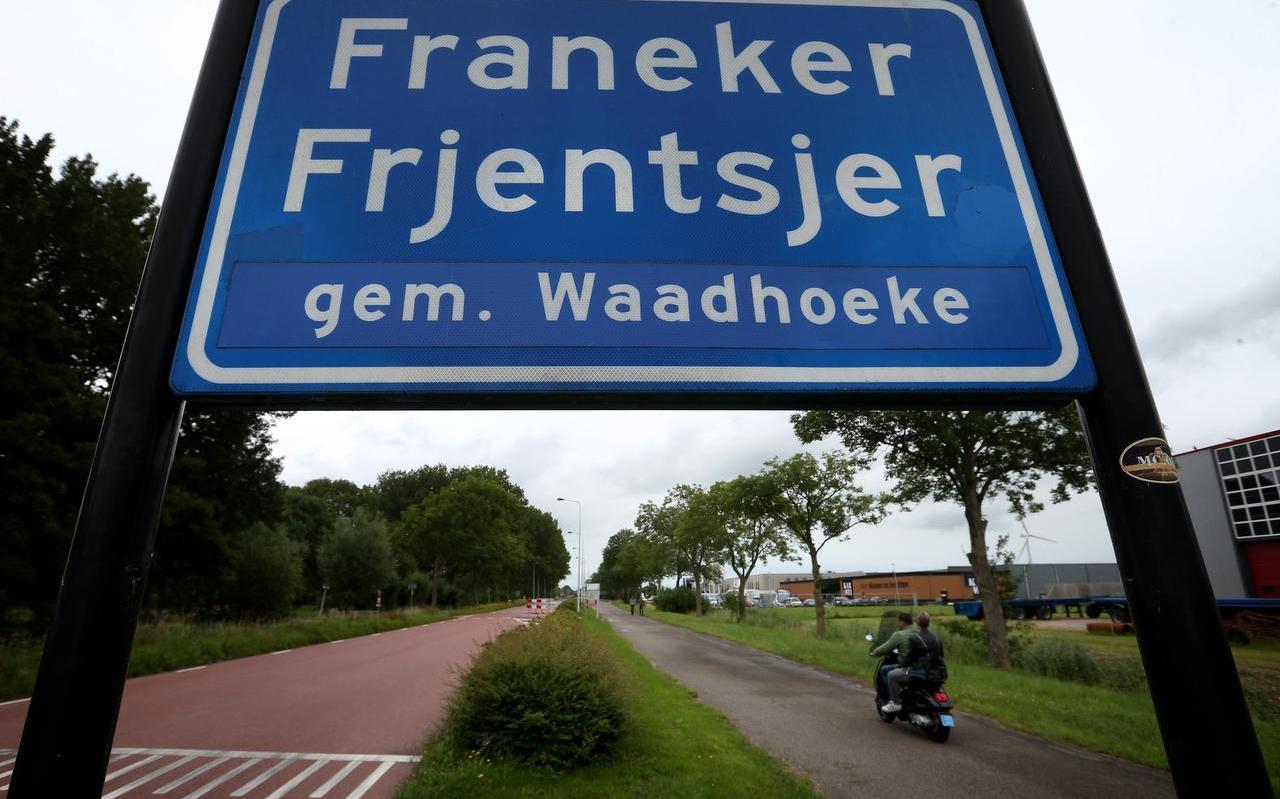 Moet Frentsjer niet bovenaan staan? Foto: Catrinus van der Veen