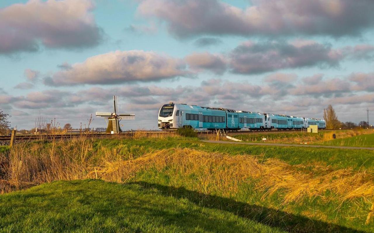 In totaal schafte Arriva achttien WINK-treinen aan bij Stadler. Deze treinen rijden voorlopig alleen nog in Fryslân en Groningen.