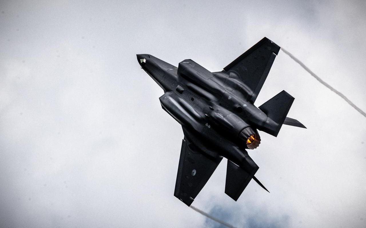 De F-35, de Joint Strike Fighter, in actie.