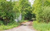 Het terrein van de voormalige kruitfabriek bij Munnekezijl lag er jaren verwaarloosd bij.