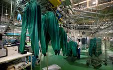 Het lijkt onvermijdelijk dat de vakbonden overgaan tot acties bij bedrijven binnen de textielsector.