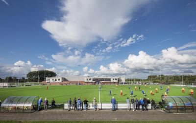Sportcomplex Wiarda, thuishaven van voetbalclub FVC.