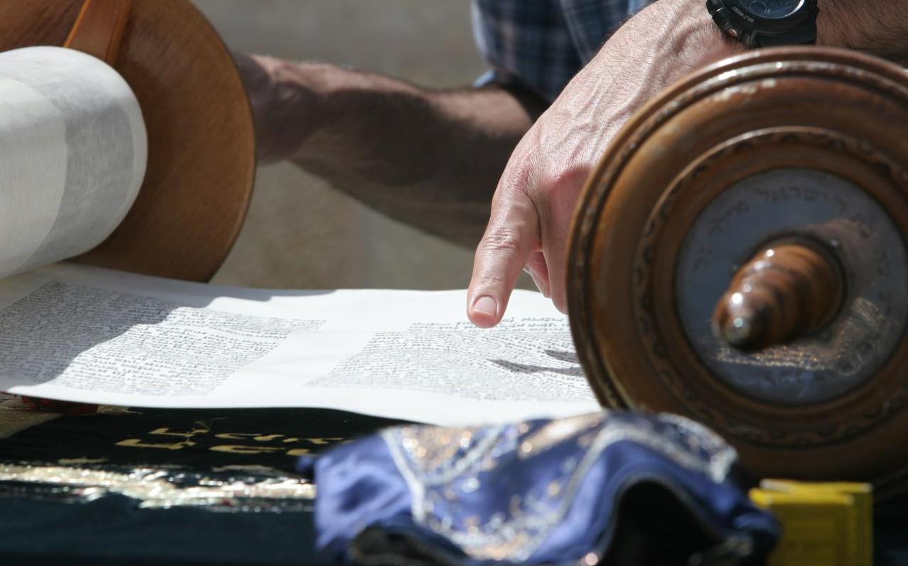 'Een leven vanuit het hart van de Torah', daarvoor pleit Bart Gijsbertsen.