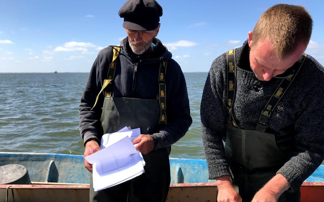 Naast het meten van vissen worden binnenkort ook vissen met zenders gevolgd op het Wad.