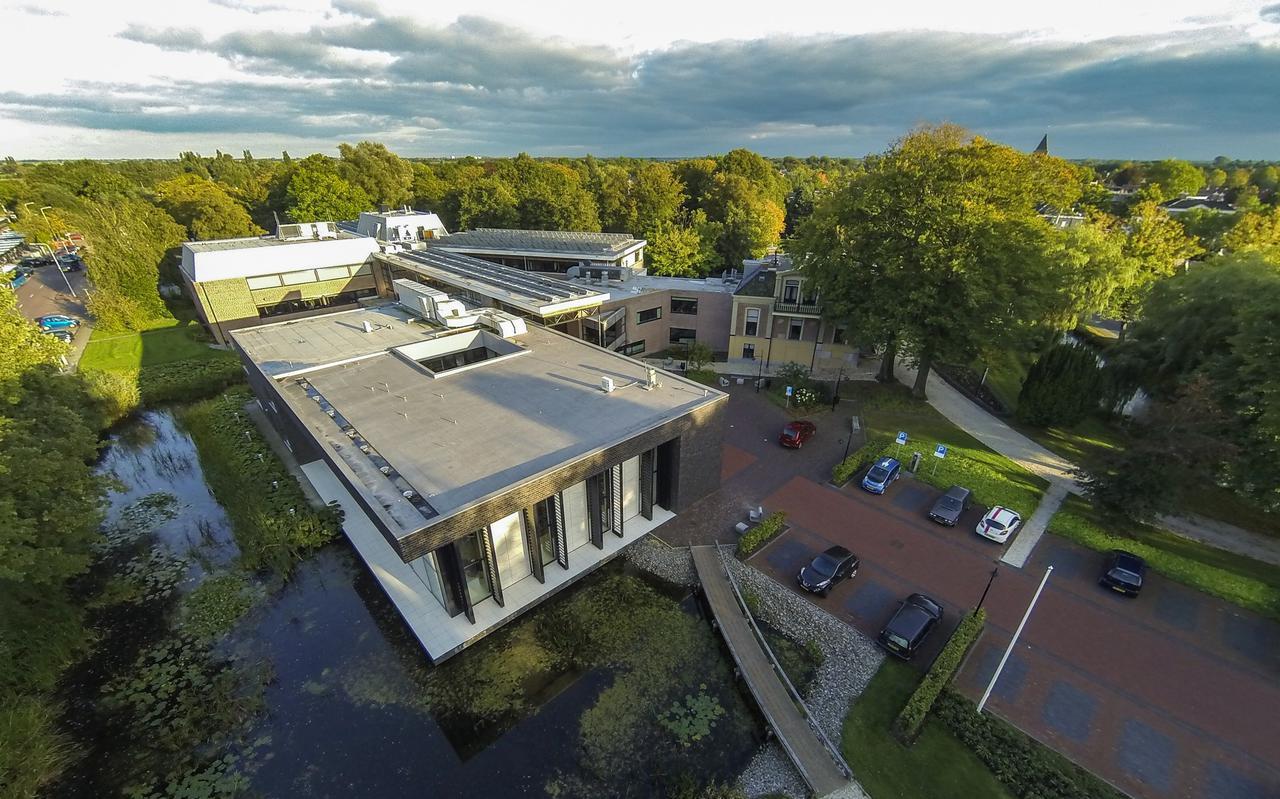 Het gemeentehuis van Achtkarspelen in Buitenpost.
