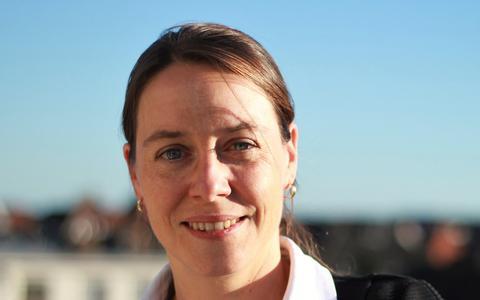 Myriam Klinker.