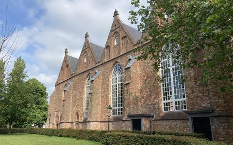 Wat een mooie stad is Leeuwarden toch,. En er is nog veel meer te zien dan alleen de Grote of Jacobijnerkerk.