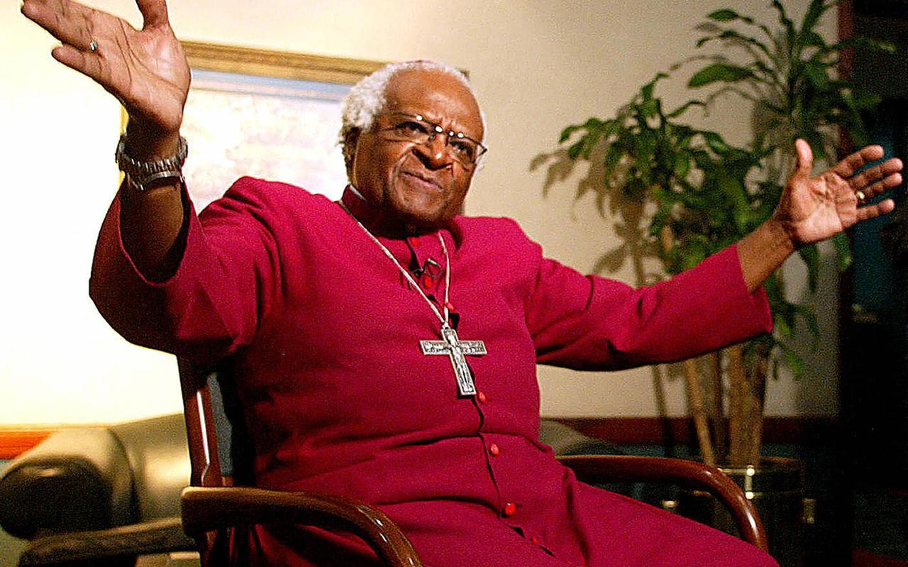 Desmond Tutu in 2005.