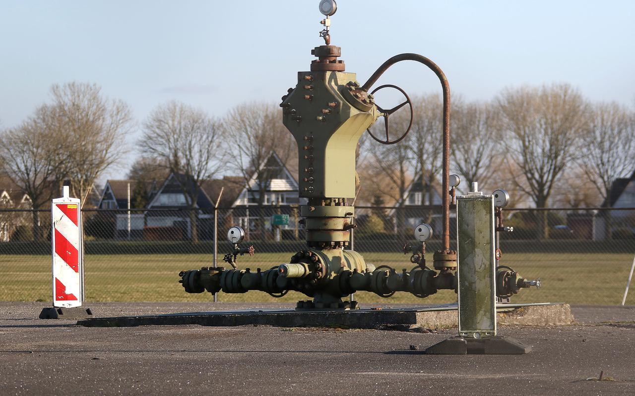 Gaswinning in Noord-Nederland.