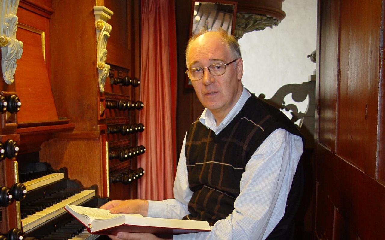 Jan Jongepier op 22 augustus 2004.
