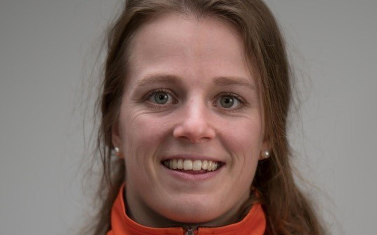 Margriet Bergstra.