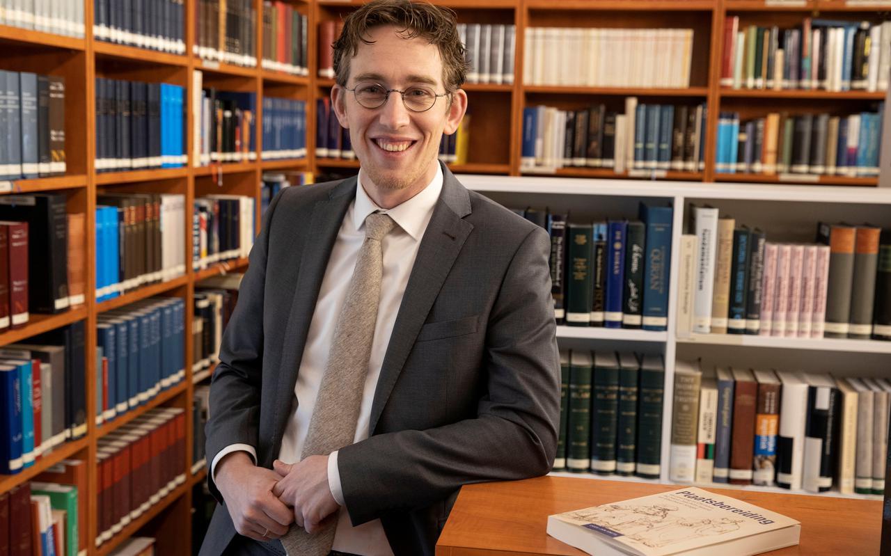 Ds. Cees-Jan Smits, predikant in Purmerend, promoveerde onlangs.