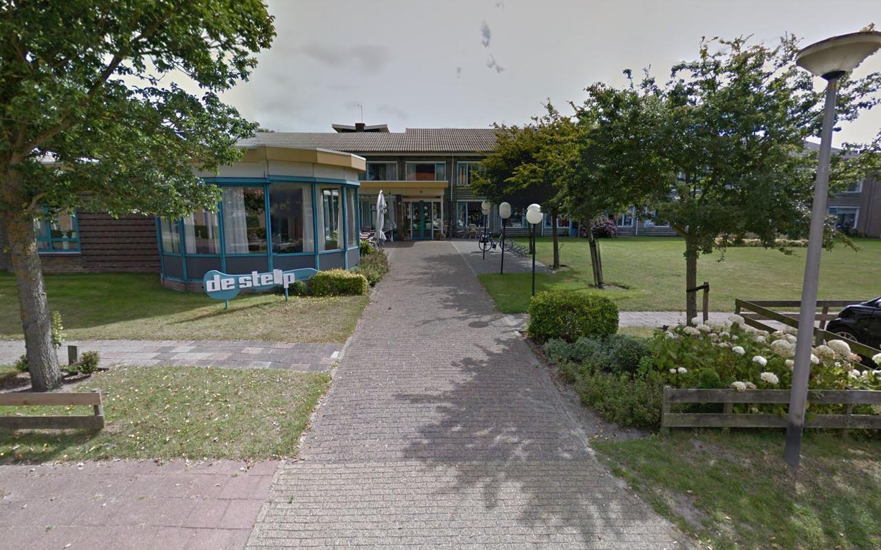 Woonzorgcentrum De Stelp in Hollum.