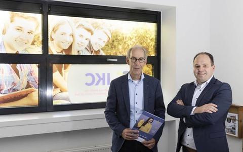 Bert Kalkman (links) en Willem Kok werken met diverse jongerenorganisaties samen in het Interkerkelijk Kennis Centrum (IKC).