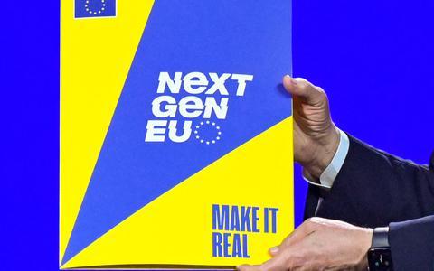 Het Herstelplan voor Italië. Om geld uit het plan te krijgen, moeten lidstaten wel voldoen aan eisen vanuit Brussel.