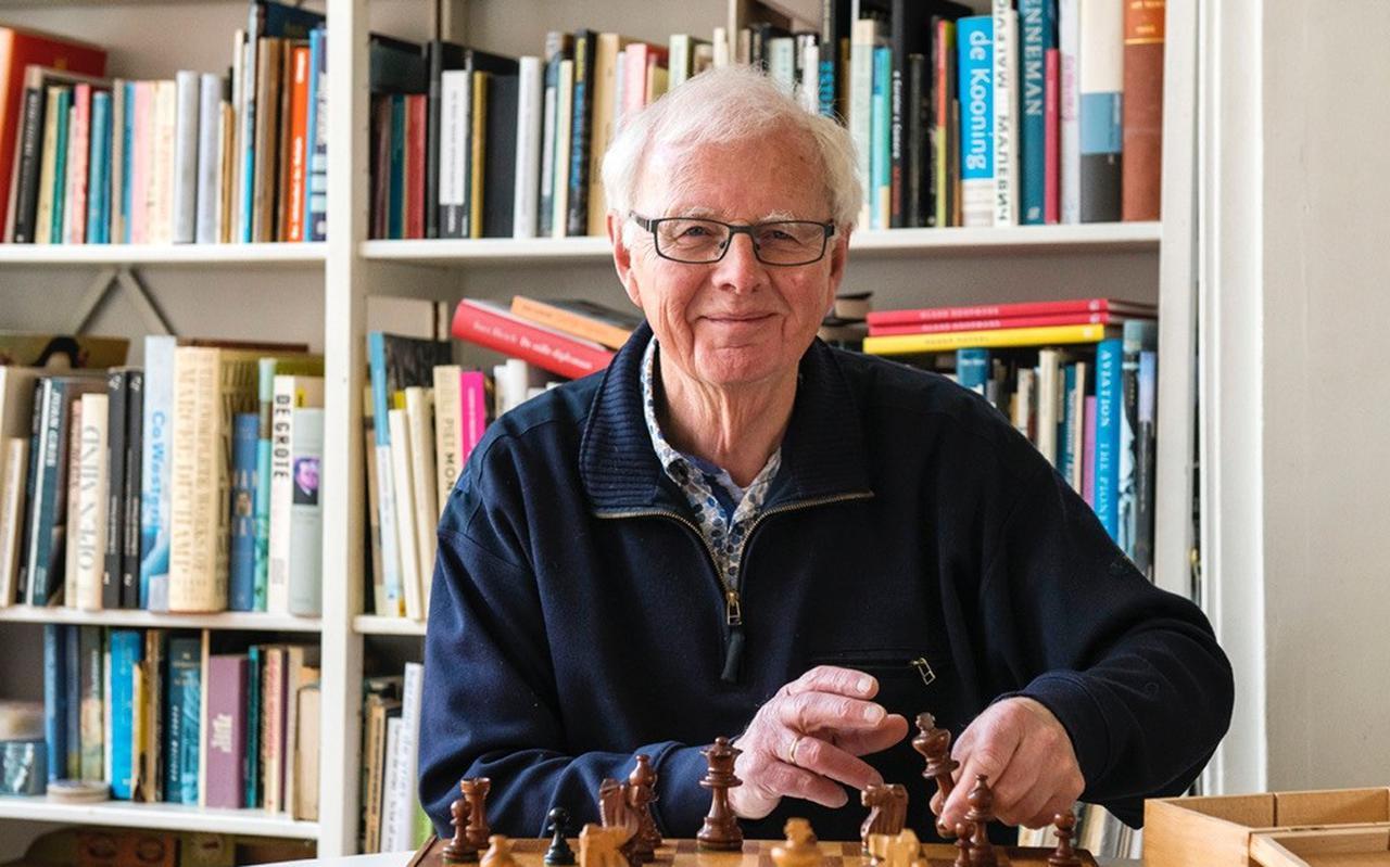 Gerben van Manen in 2018.