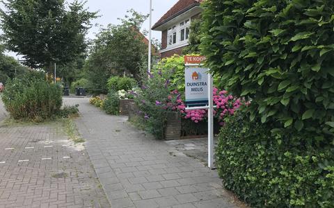 Wie een woning wil kopen in Fryslân, moet er snel bij zijn.