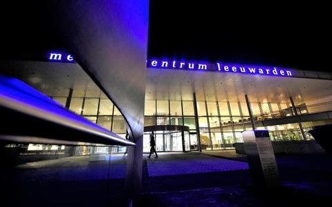 De ingang van Medisch Centrum Leeuwarden (MCL).