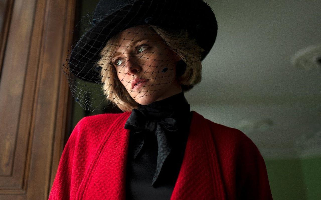 Op het Filmfestival van Venetië gaat veel aandacht uit naar de film Spencer, over de laatste dagen van prinses Diane (Kristen Stewart).
