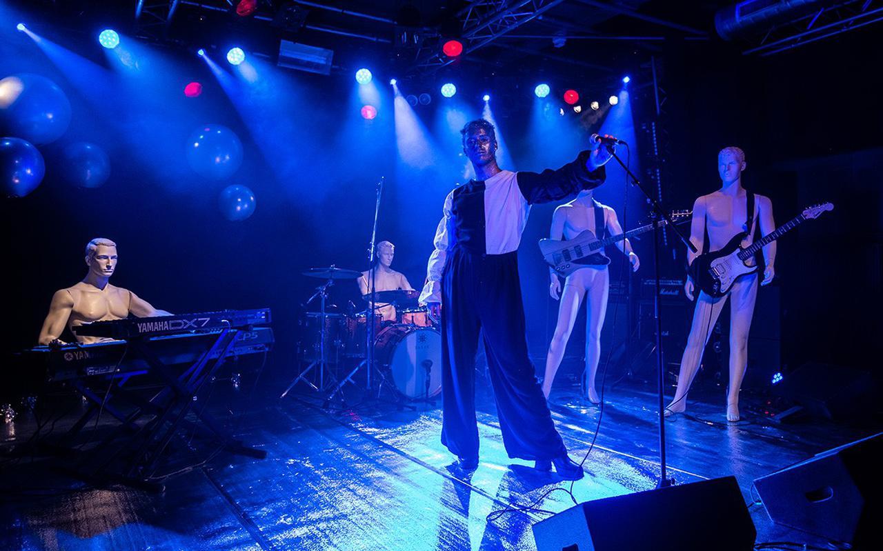 Queerartiest Blondeau treedt op vrijdag 24 september als eerste op het nieuwe jong talentpodium in de Westerkerk.