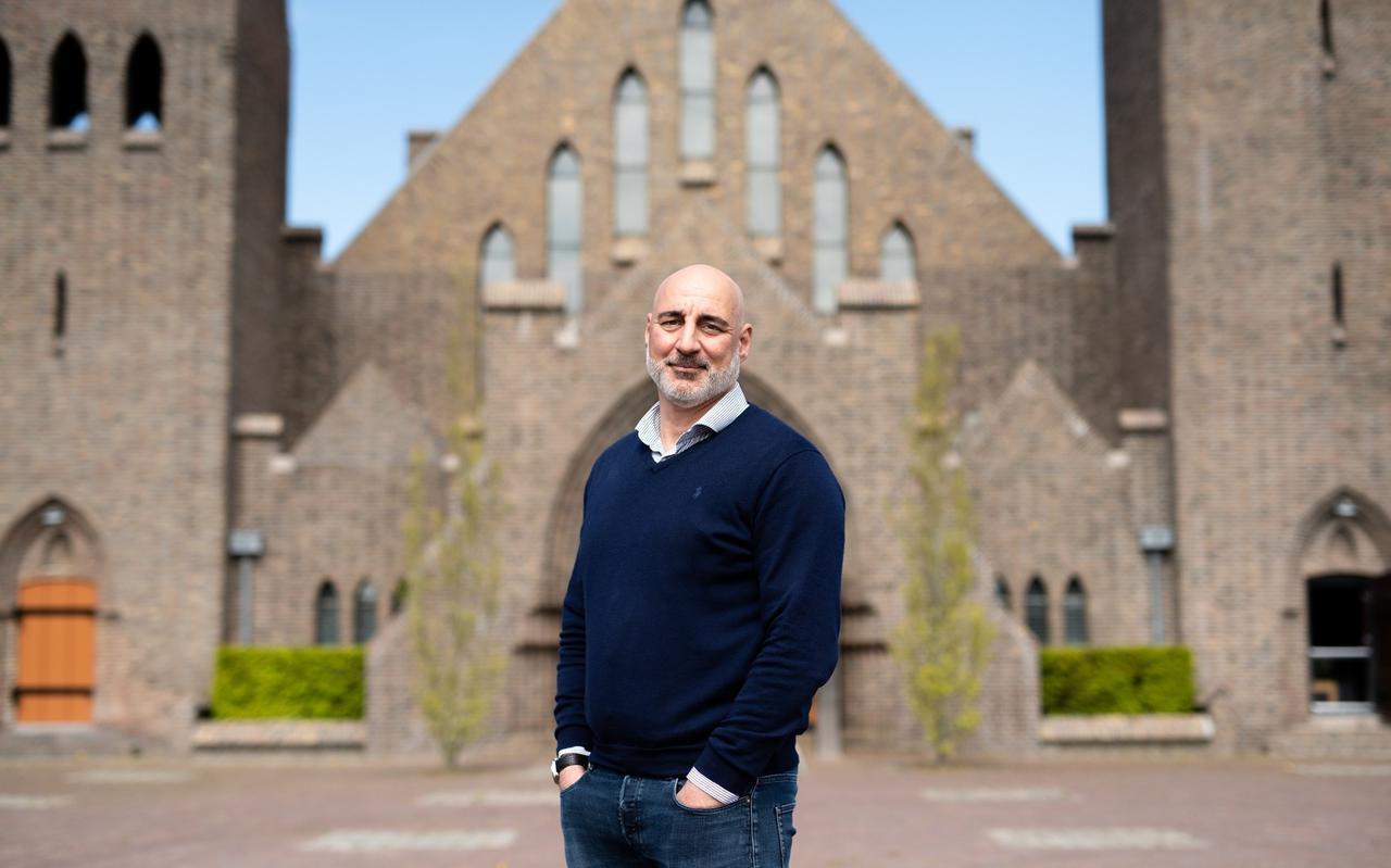 Schipontwikkelaar Sam Gombra van ÈTA Shipping uit Leeuwarden.
