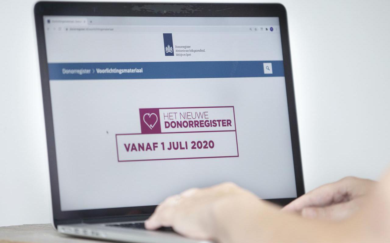Op 1 juli wordt de nieuwe Donorwet van kracht. Die regelt dat mensen die niet in het register staan, hierin worden opgenomen met de notitie dat ze geen bezwaar hebben tegen orgaandonatie.