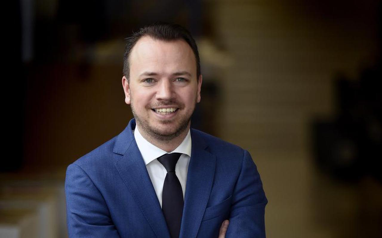 Sander de Rouwe in 2019.