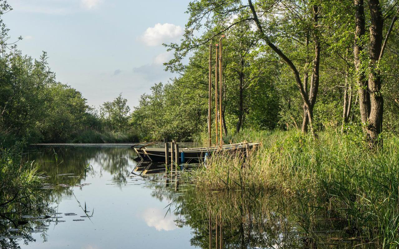 Nationaal Park Weerribben-Wieden.