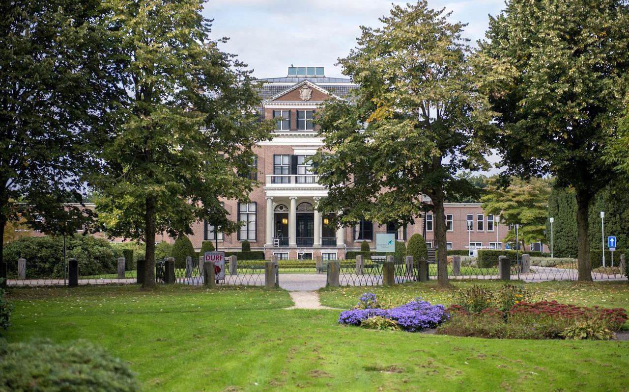De Overtuin van Lyndenstein in Beetsterzwaag, ontworpen en aangelegd door Lucas Pieters Roodbaard in 1825 en 1837.