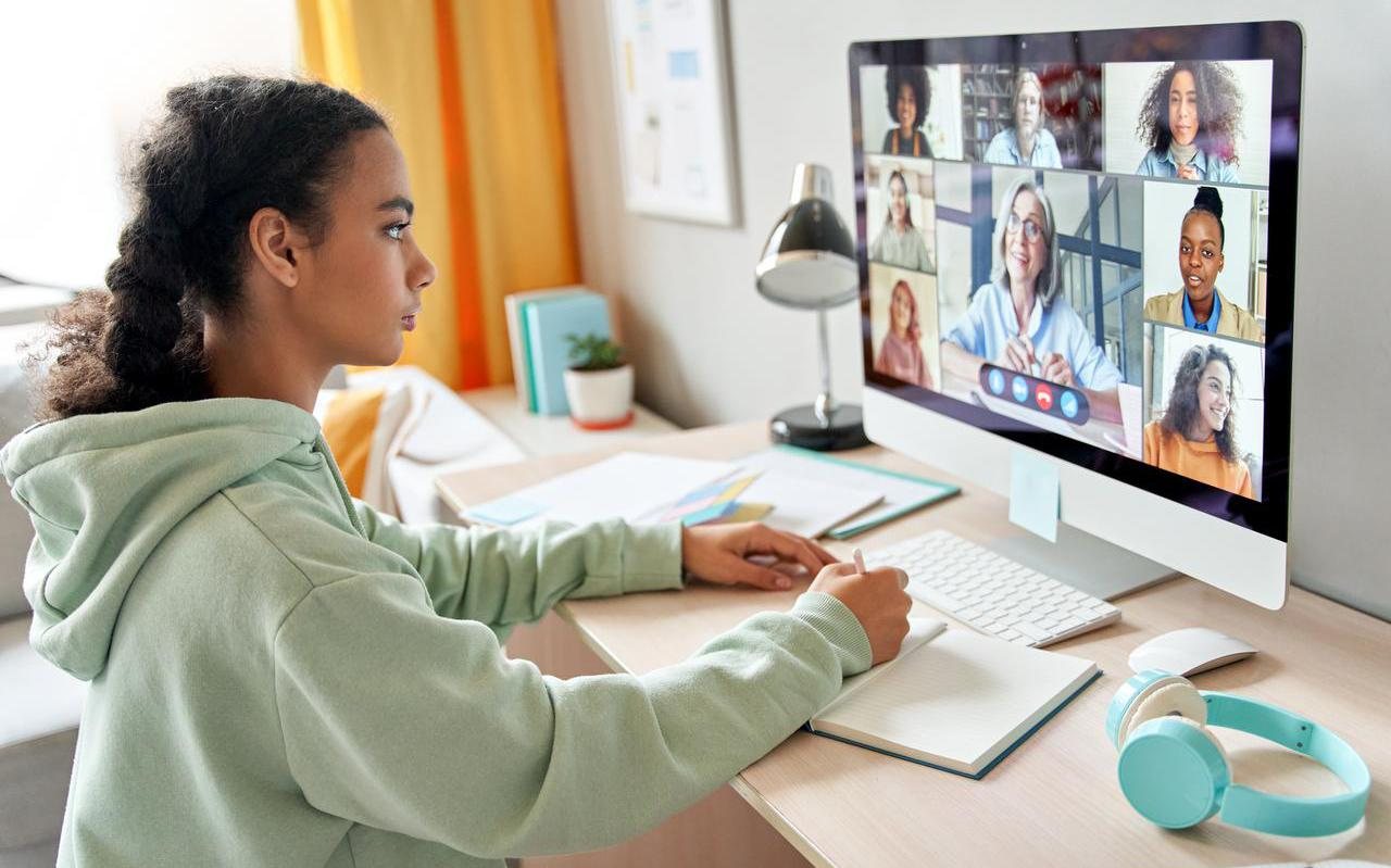 Docenten willen liever niet terug naar online lesgeven.