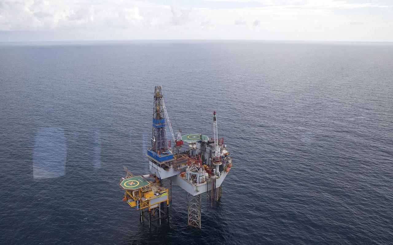 Mijnbouwbedrijf ONE Dyas wil in de Noordzee boven Schiermonnikoog naar gas boren.