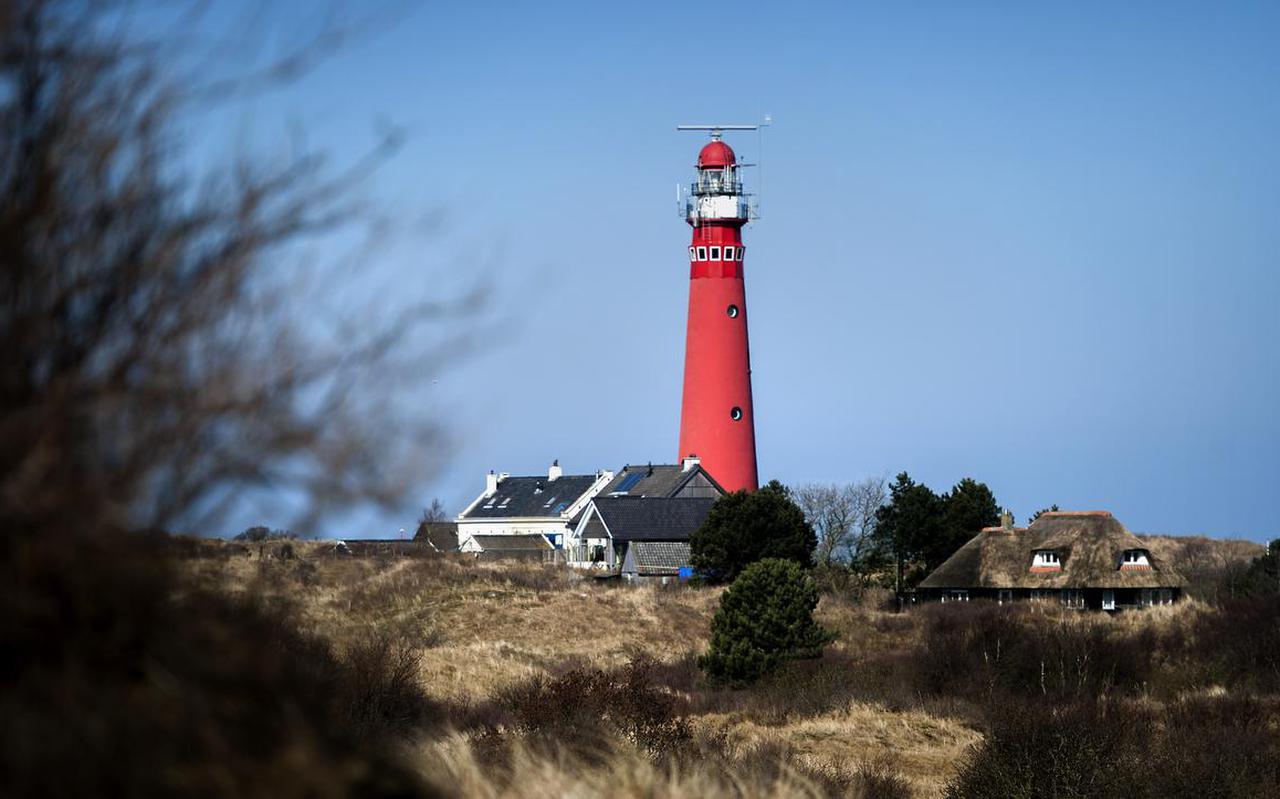 De vuurtoren van Schiermonnikoog. Foto: ANP