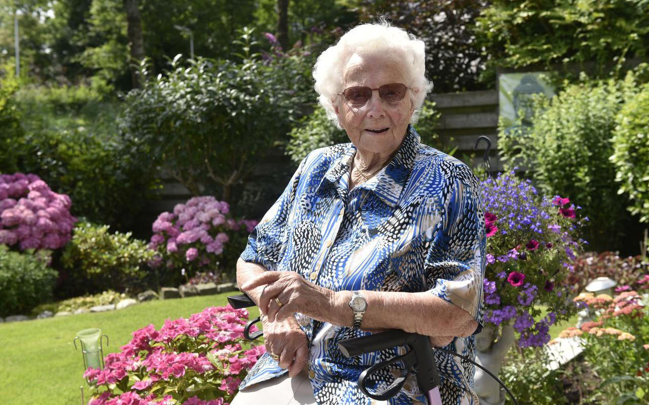 Feikje Bruinsma-van Dijk viert op vijf augustus haar honderdste verjaardag.