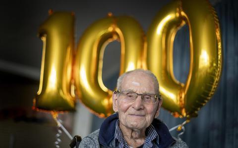 IJde Jonker uit Leeuwarden wordt op 6 augustus 2021 honderd jaar.