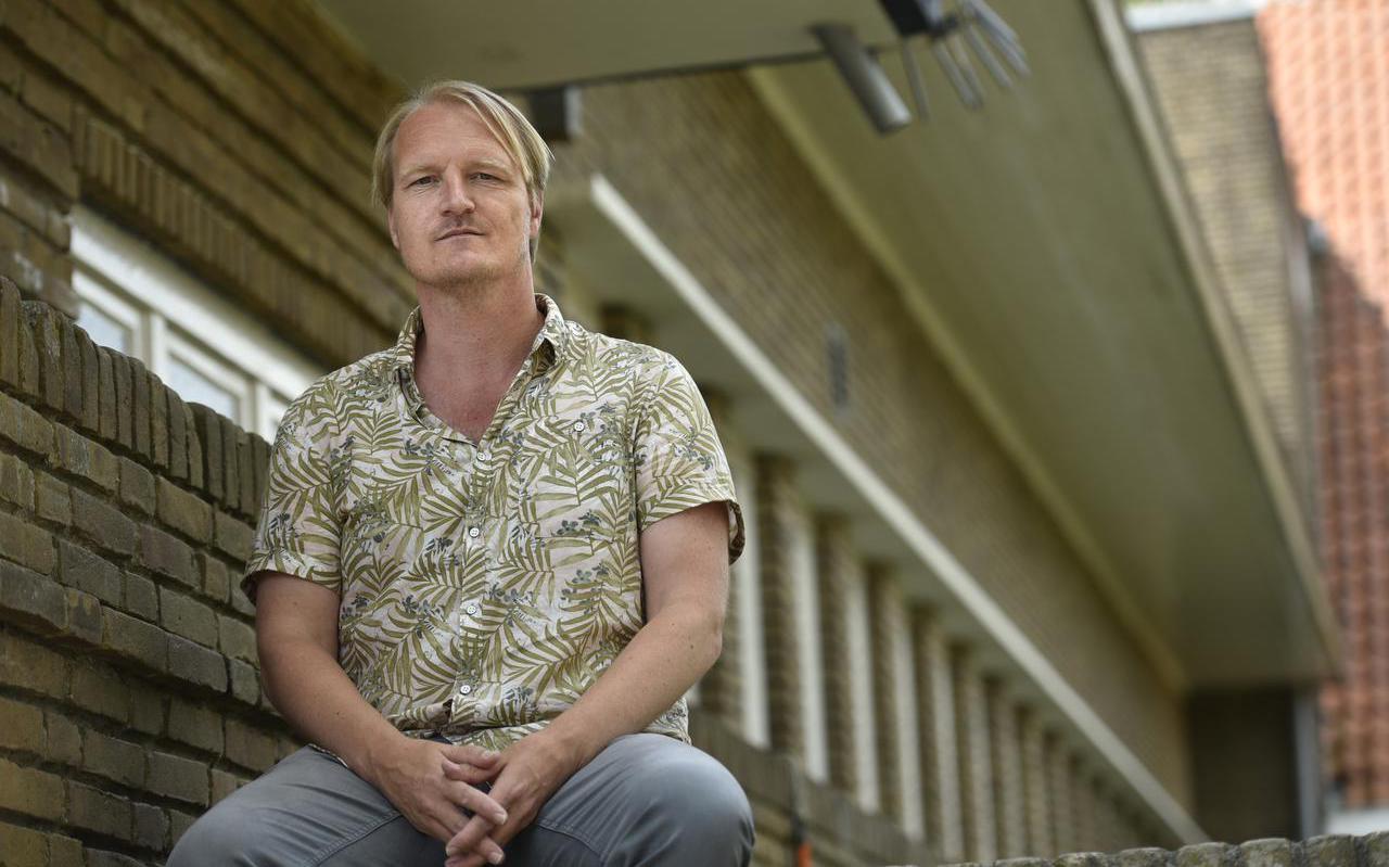 Gerard de Jong, meertaligheidscoördinator in de gemeente Waadhoeke.